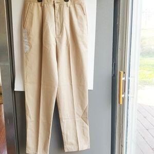 Eddie Bauer khaki pants size 12